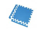 Универсальный коврик-пазл MIE Euro Cover 30х30 голубой