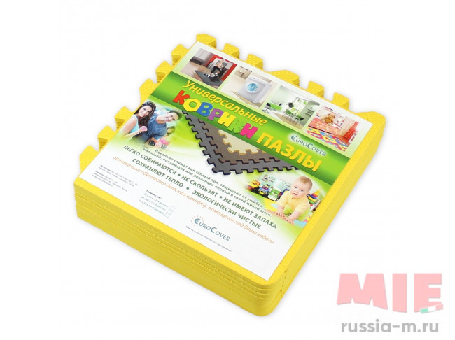Euro Cover 30х30 желтый 480305 в фирменном магазине Mie